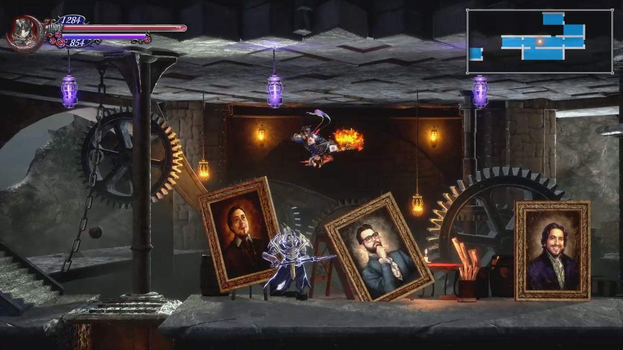 Bloodstained: Ritual of the Night is the Castlevania Game that You