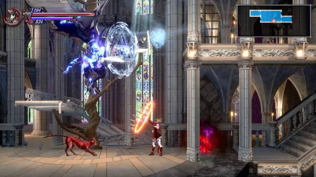 Bloodstained: Ritual of the Night is the Castlevania Game
